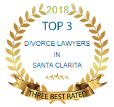 2018 Top 3 Divorce Lawyers in Santa Clarita
